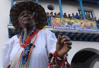 Comenzó en Santiago de Cuba edición 36 de Fiesta del Fuego