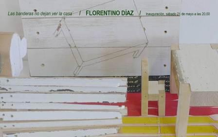 Florentino Díaz presenta en la galería Siboney su primera muestra individual en la galería y en Santander