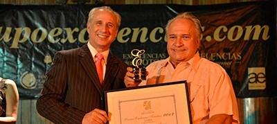 Premios Excelencias: La excelencia de Frank Fernández