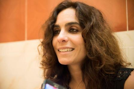"""María Juncal, la bailora """"bien plantá"""""""