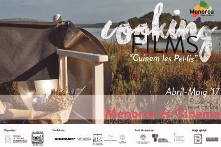 """La gastronomía y el cine se dan la mano en el """"Cooking Films"""" de Menorca"""