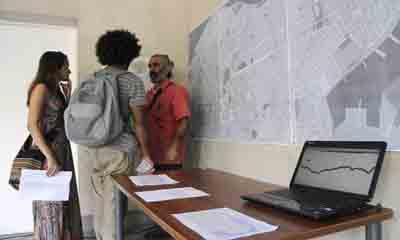 Trajo Giannis un mapa cubano desde Australia a la XII Bienal