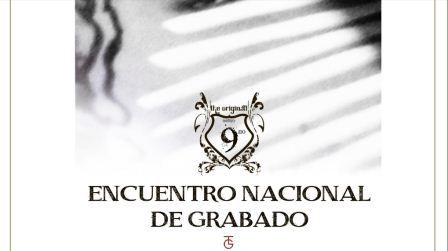 Convocan al 9no Encuentro Nacional de Grabado