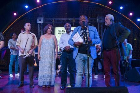 Gran Premio Cubadisco para músicas clásica y popular bailable