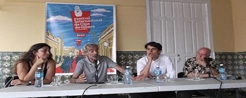 Hablar de cine español