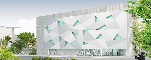 The ICA Miami despega