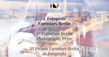 Grupo Hotusa lanza la III edición del Premio de Fotografía Eurostars Berlín