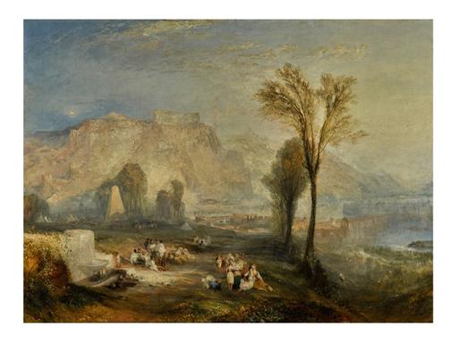Sotheby's subastará una de las obras más importantes de J.M.W. Turner el próximo 5 de julio