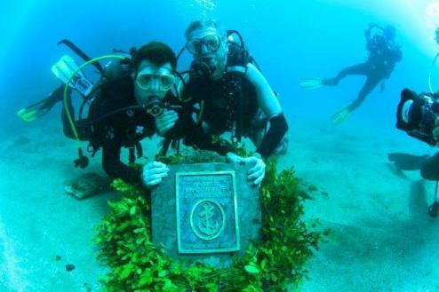 Cuba muestra alto compromiso con la protección del patrimonio cultural subacuático