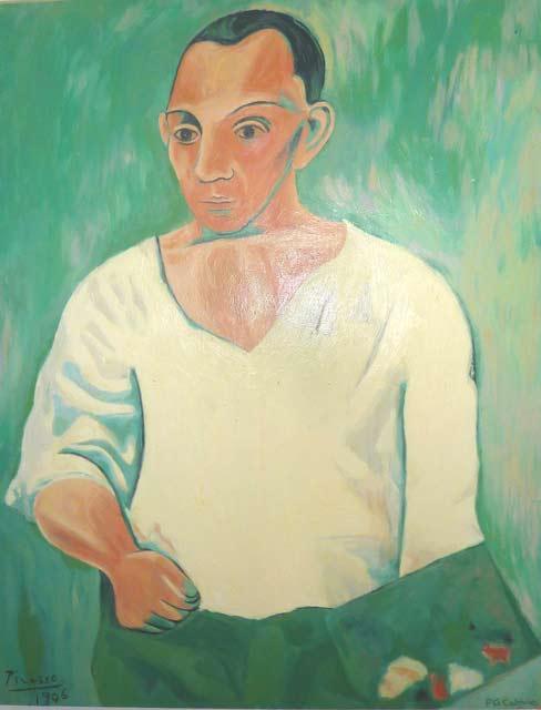 Tributo a Pablo Picasso