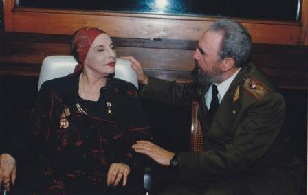 Fidel y el Ballet