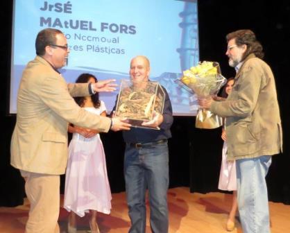 José Manuel Fors: arte y memoria en un solo premio