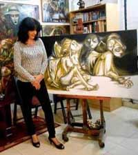Artistas de Cuba, España y Argentina clausuran proyecto en Bienal