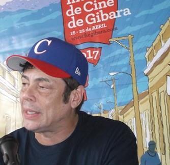 Lo dijo Benicio del Toro