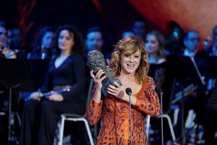 Tarde para la ira, Mejor película; Roberto Álamo, mejor actor y Emma Suárez, mejor actriz en los Goya 2017