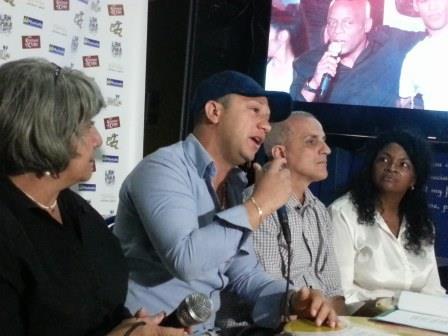 El proyecto Arte por Excelencias promociona la Segunda Edición del Festival de la Salsa en Cuba