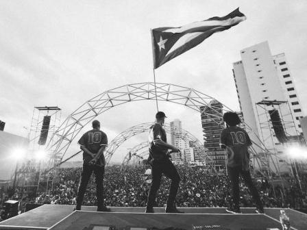 Half a million Cubans attended Major Lazer concert in Havana