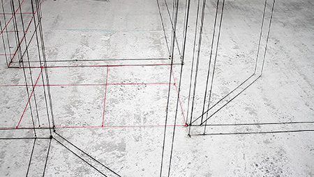 Presencia extranjera en la Duodécima Bienal de La Habana: Sandra Calvo, artista mexicana