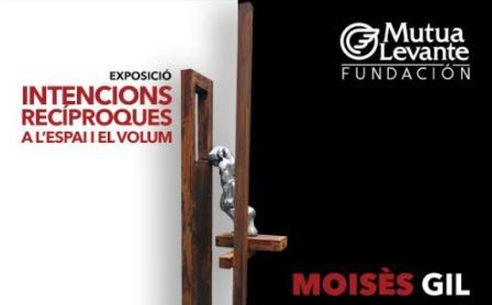 Exposición de Escultura 'INTENCIONS RECIPROQUES A L'ESPAI I EL VOLUM' de Moisès Gil