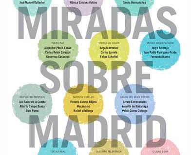 """Subasta solidaria de la exposición """"Miradas sobre Madrid"""""""