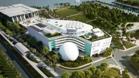 El Frost Museum of Science abre sus puertas