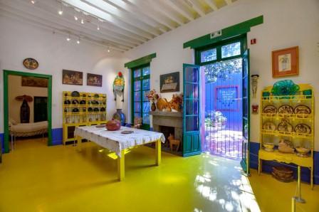 Contempla programa mexicano visita a museos de Frida y Diego
