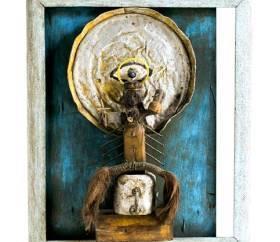Muestra Villalobo, desconocido en la Galería Artis 718 del FCBC