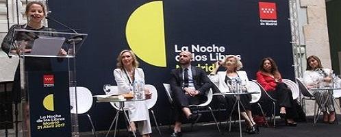 Madrid celebra La Noche de los Libros con más de 600 actividades