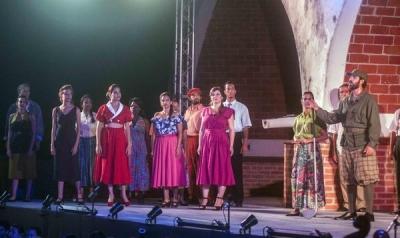 Estrenan ópera Cubanacán como preámbulo a Bienal de La Habana