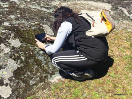 MAPAMA excursión didáctica fotografía naturaleza