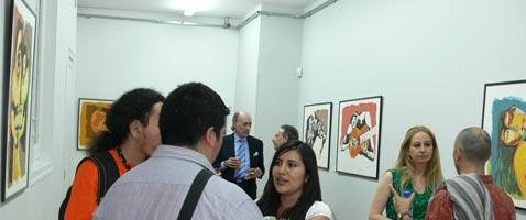 Nuevo taller para artistas en el Espacio Cultural Excelencias