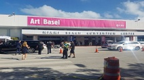 Art Basel in Miami Beach's 15th edition: a landmark year, featuring strong sales across all sectors of the show