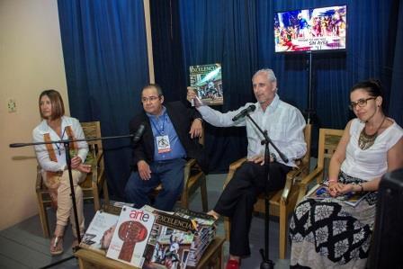 Presentan publicaciones de Grupo Excelencias en Holguín