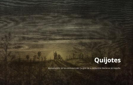Nuevo portal del Quijote en la Biblioteca Nacional