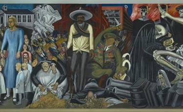 Arte de la Revolución Mexicana cautiva a EU