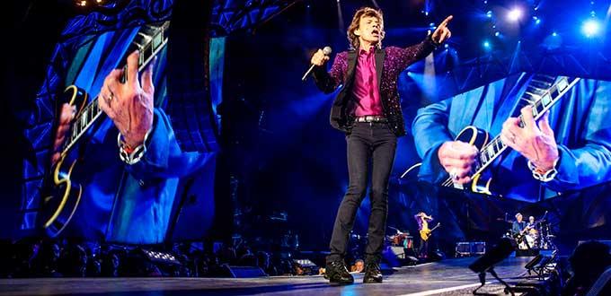 Muestra de 500 objetos narrará historia de The Rolling Stones