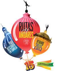 Rutas y Andares vuelve, ahora en su edición 15