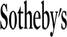 Sotheby's: las subastas más importantes de la temporada