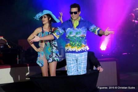 Estrellas mundiales del cambio rápido de vestuario llegan a La Habana para festival de magia