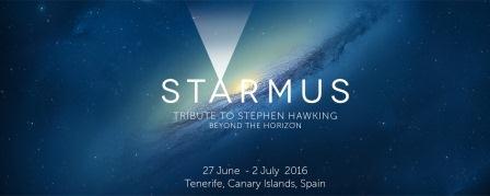 Stephen Hawking será homenajeado en Starmus