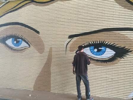 Novotel Madrid Center se impregna de arte urbano