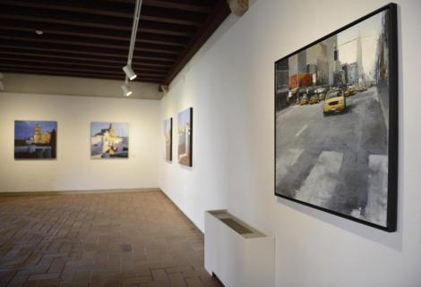 Prorrogada hasta el 31 de agosto la exposición de Santa Catalina