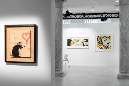 URVANITY convierte Madrid en la capital del Nuevo Arte Contemporáneo