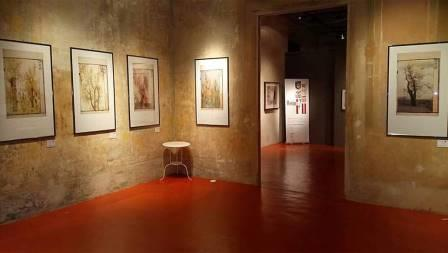 La obra de Wenjun Fu en el Museo Europeo de Arte Moderno de Barcelona