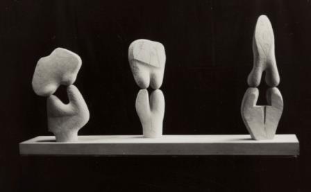 """El Museo Oteiza presenta """"Mutación poética. Naturaleza viva en los objetos de Ángel Ferrant, 1945-1950"""""""