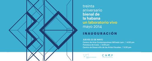 """Bienal de La Habana: Un laboratorio vivo"" celebra el 30 aniversario de este evento"