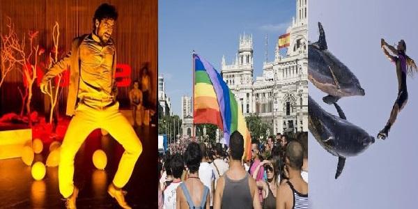 Madrid y un mix de propuestas turístico-culturales