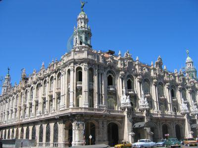Reverdece el Gran Teatro de La Habana