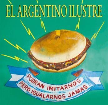 """Exposición Colectiva  """"El argentino ilustre"""""""