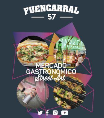 El Mercado de San Ildefonso, primer Street Food Market de España realiza su Street Food Fest 2016